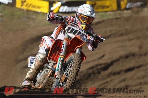 Ama Motocross Southwick 450 Review