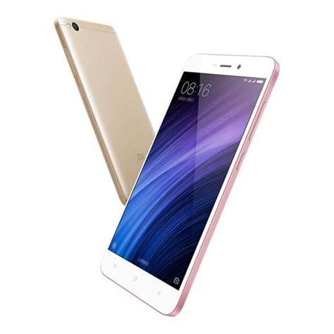 package xiaomi redmi 4a 2gb 16gb smartphone gold