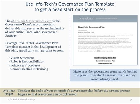 Governance Plan Pictures To Pin On Pinterest Pinsdaddy Sharepoint Governance Plan Template