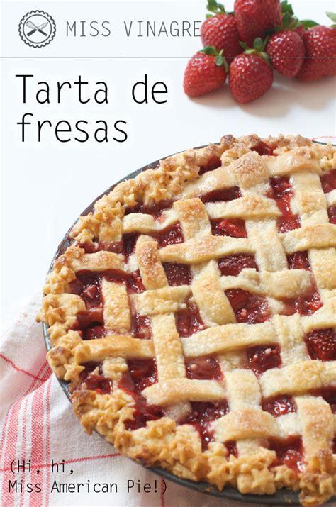 enrejado translate pastel americano de fresas miss vinagre