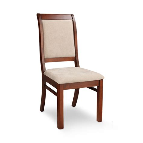 Sleigh Chair by Sleigh Arm Side Chair Solid Wood Furniture Woodcraft