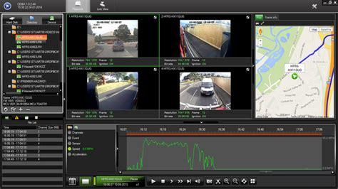 cctv software commercial vehicle mobile cctv system premier hazard