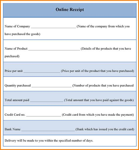 receipt template by vertex42 receipt template receipt template