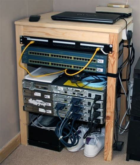 home network rack design home lab rack ikea hackers all things servers