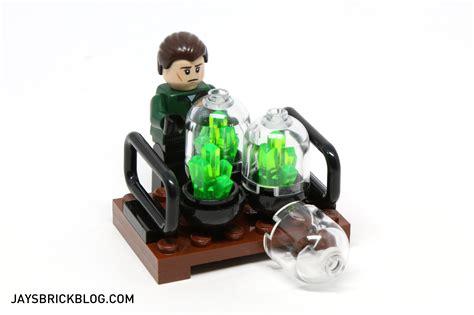 Lego Kryptonite Interception 76045 review lego 76045 kryptonite interception