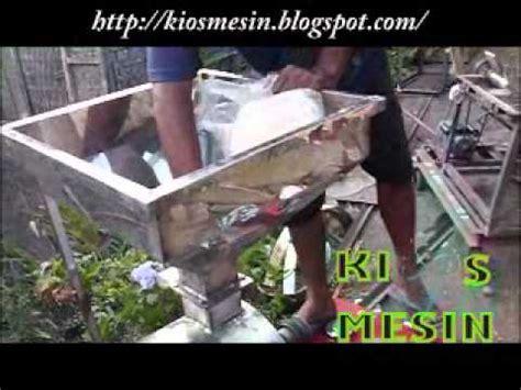 Mesin Pencacah Rumput Laut mesin rumput laut