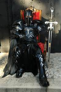 Medieval batman armor makes batman a true dark knight technabob