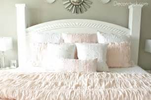 pink and gray bedroom get inspired 13 master bedroom makeovers how to nest