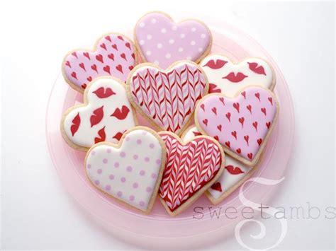 easy valentines cookies simple s day cookiessweetambs
