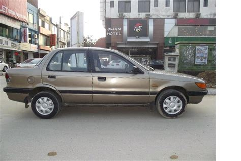 mitsubishi pakistan mitsubishi lancer 1989 for sale in karachi pakistan 3334
