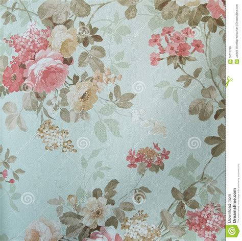 vintage inspired upholstery fabric retro lace floral seamless pattern fabric background