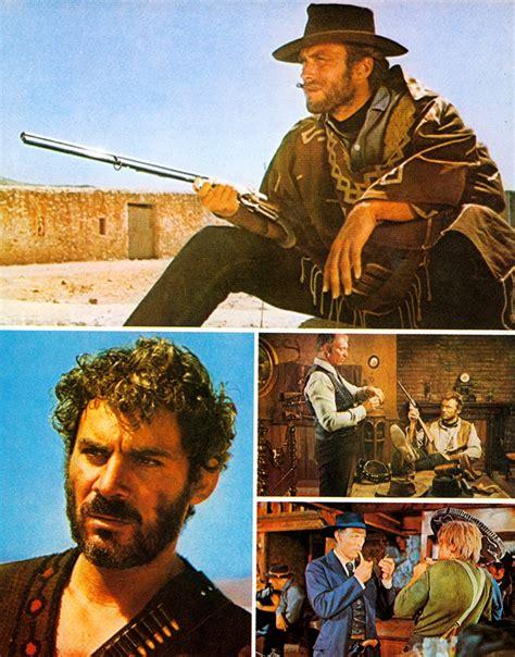 cowboy klaus film clint eastwood gian maria volonte lee van cleef and