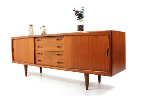 Kinderzimmer Idee 4368 by 60s And 70s Furniture 60er Jahre Sideboard L Teak Massiv