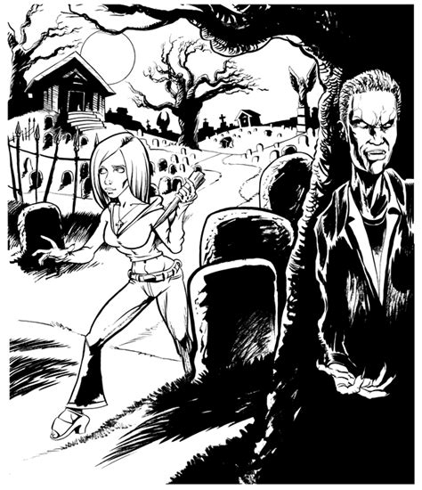 Buffy The Vire Slayer Coloring Pages Buffy The Vire Slayer 6 Tv Shows Printable by Buffy The Vire Slayer Coloring Pages