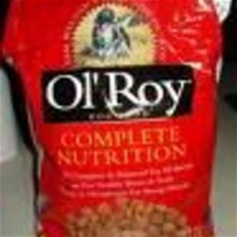 ol roy food review ol roy complete nutrition food 68113117549 reviews viewpoints