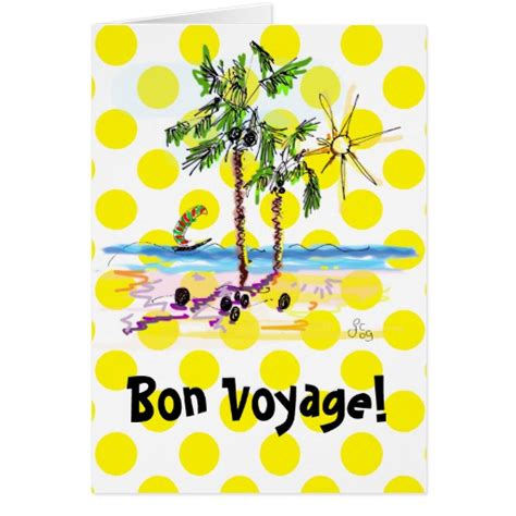 printable greeting cards bon voyage bon voyage cards