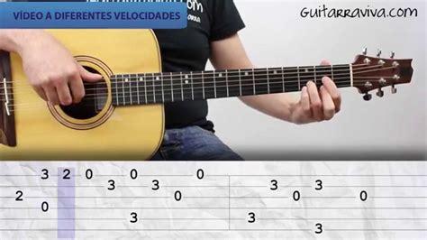youtube tutorial de guitarra como tocar melendi guitarra jardin con enanitos melendi