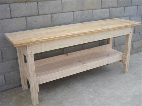 wooden work bench easy workbench plans free free download pdf diy simple
