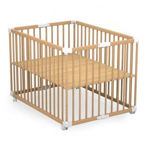 lit pliant en bois pas cher parc en bois b 233 b 233 pas cher parc bois b b sur