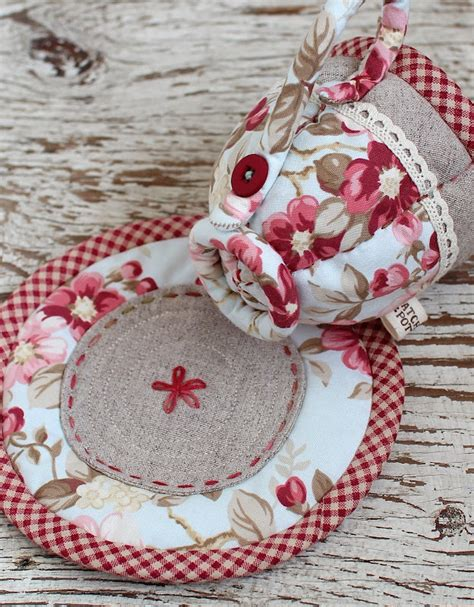 Patchwork Pottery - patchwork pottery craft ideas