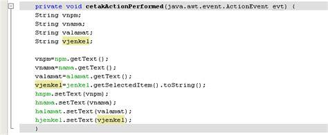 latihan membuat form html tutorial latihan 1 membuat desain form sistem informasi