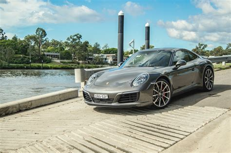Porsche Carrera 911 S by 2016 Porsche 911 Carrera S Review Caradvice