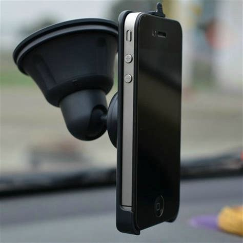 Suction Cup Car Holder Mobil Kamera Aksi cheap auto car mobile suction cup phone holder for iphone 4 4s