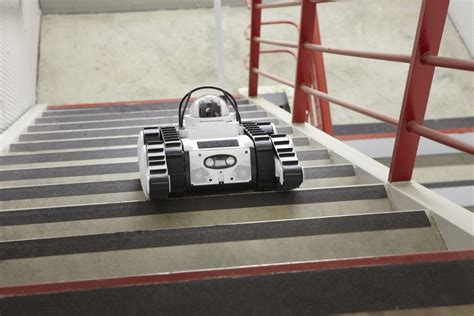 avatar iii security robot robotex