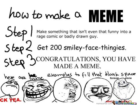 Meme Making - how to make a meme by alice meme center