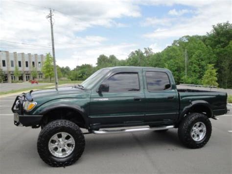 Toyota Tacoma For Sale In Alabama Buy Used 2004 Toyota Tacoma 4x4 Crew Cab Lifted In
