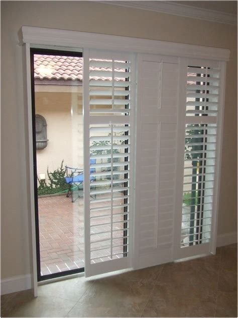 Patio Door Covering Options Patio Door Covering As Your Reference 187 Melissal Gill