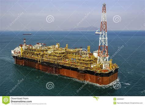 map of the united states big oil amp gas offshore fpso oil rig stock photo image 48308987