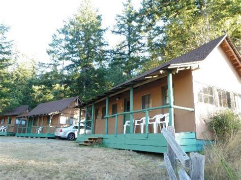 rustic cabins picture of log cabin resort olympic