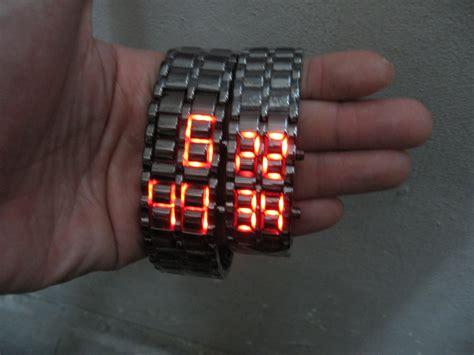 Tokyo Flash Samurai Iron Terlaris jam tangan led iron samurai hidupunik