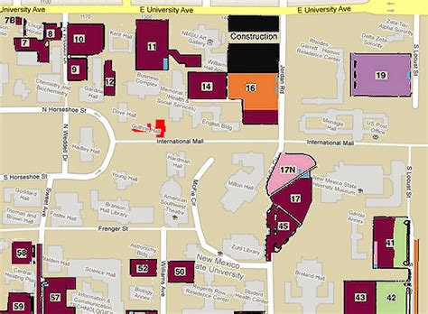 nmsu map related keywords suggestions for nmsu map