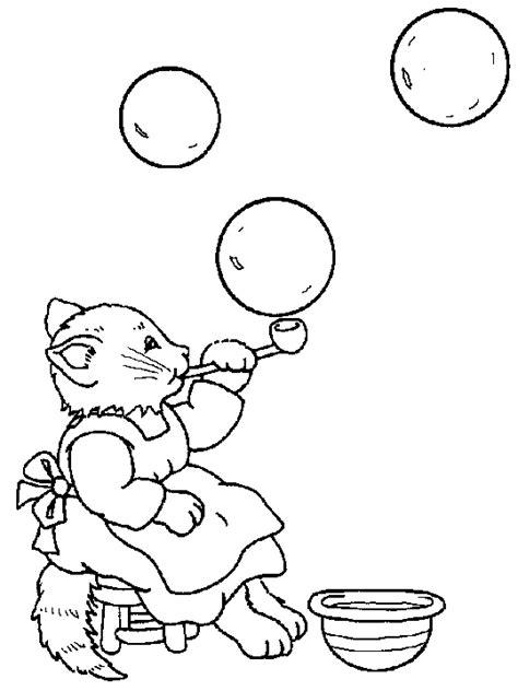 bubbles coloring pages embroidery pinterest bubbles