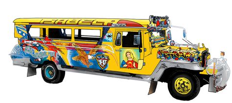 philippines jeepney drawing jeepney coloe by jbeverlygreene on deviantart