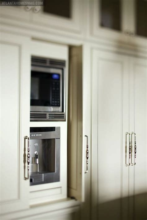 cabinet doors that slide back atlanta homes lifestyles kitchens pantry wall pantry