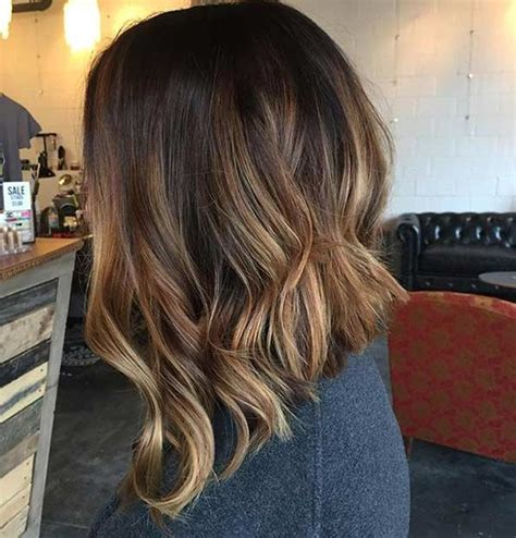 caramel and blondebob styles 41 best inverted bob hairstyles long bob lob and bobs