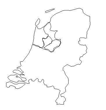 netherlands map blank blank outline map of netherlands schools at look4