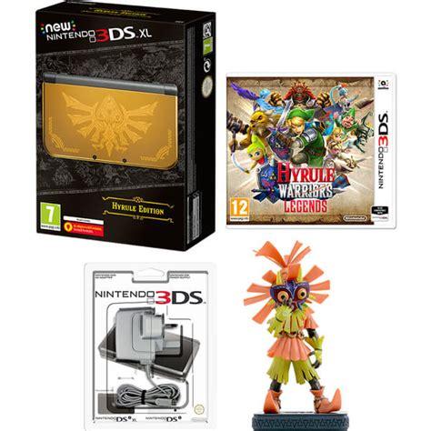 Kaset 3ds Hyrule Warriors Legends new nintendo 3ds xl hyrule edition hyrule warriors legends nintendo official uk store