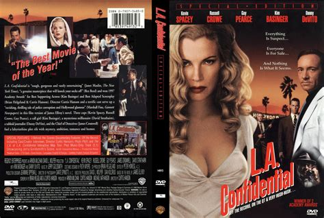 L Covers by Covers Box Sk L A Confidential High Quality Dvd