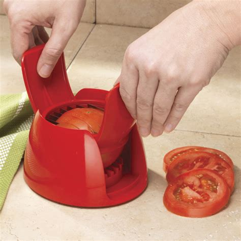 Borgol Jari Stainless Hight Quality multifunction kitchen tomato and mozzarella slicer