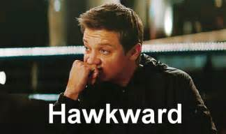 Hawkward Meme - marvel gif find share on giphy