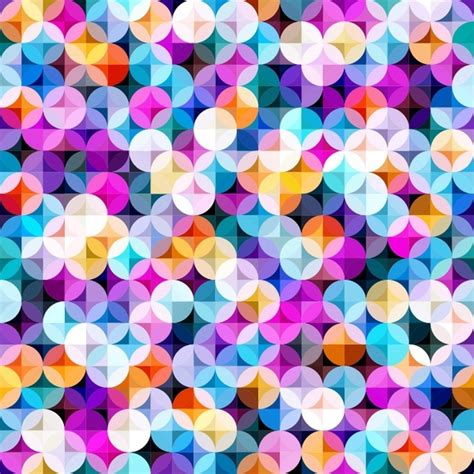 ai pattern background multicolored seamless pattern free vector in adobe
