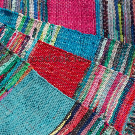 fair trade rugs fair trade indian rag rug mexican style recycled cotton