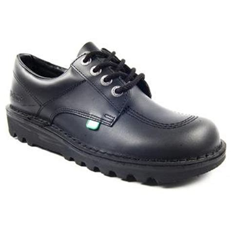 Kickers Sposter Safety Boot Original shoes boys shoes lace up flats
