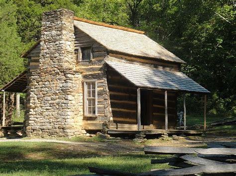 appalachian cabin notebook