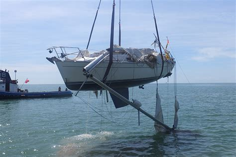 jaws sunken boat maib improper lookouts caused fatal collision near
