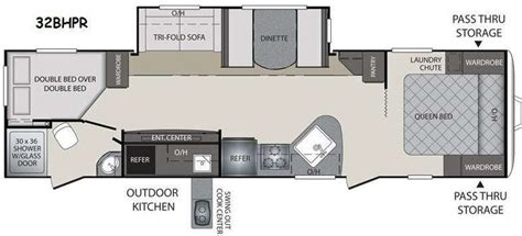 nexus rv floor plans 59 best images about interesting cer floor plans on pinterest rv for sale forest river rv